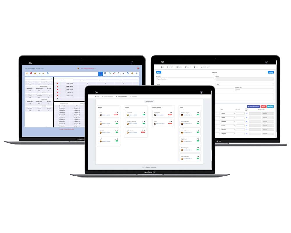 Full Stack Procurement and Sales Tracking Platform