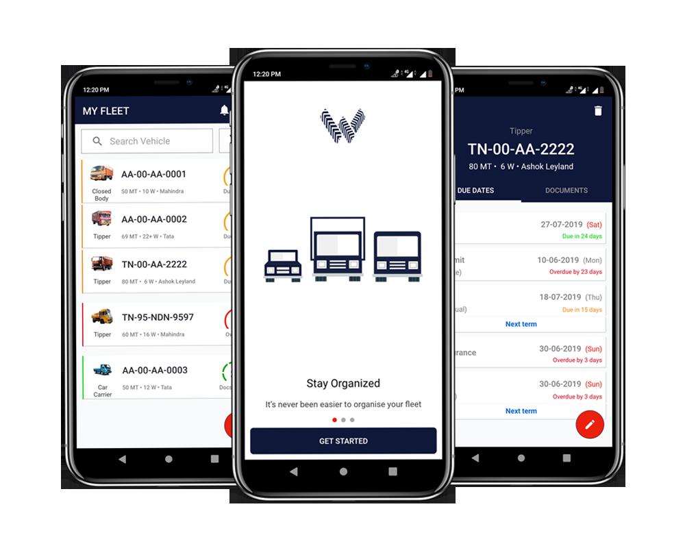 Waahan – Smart Fleet Management System