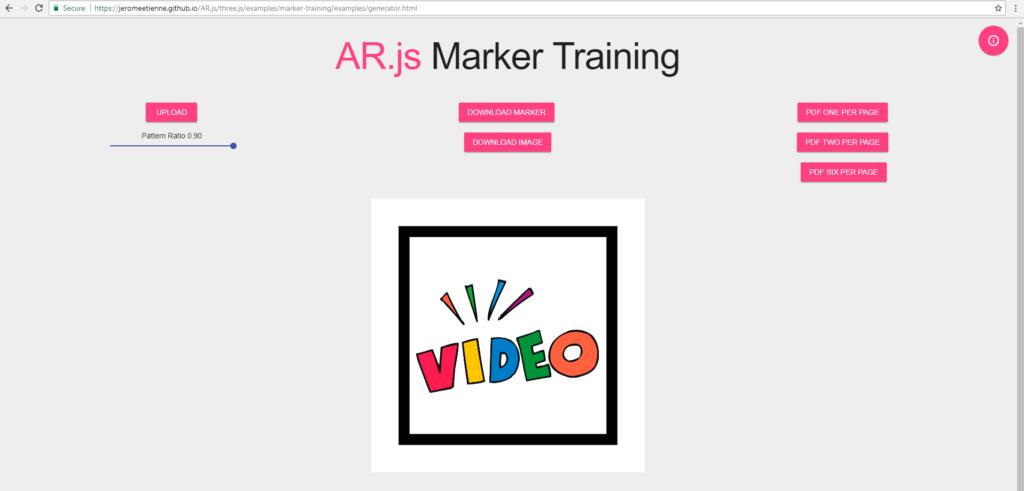 Web AR using AR js - Deep Dive - Codeneuron Technologies